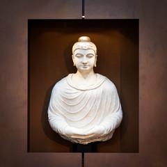 Bust of Buddha