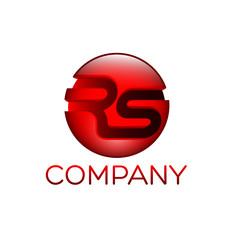 Модерн иконка RS