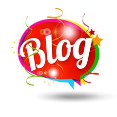 Blog - bulle
