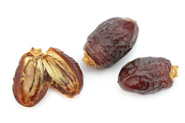 Delicious date fruits.