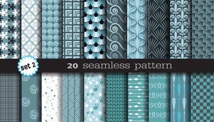 20 seamless pattern set 2