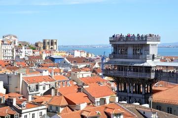 リスボン市街エレベーター リスボン