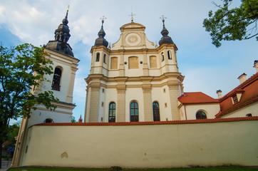 St. Michael's Church (Sv. Mykolo Baznycia) in Vilnius, Lithuania