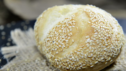 Sesame Buns (loopable video)
