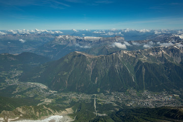 Vallée de Chamonix FRANCE