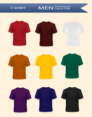 T shirt set for men