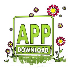 spring flower app download