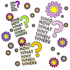spring flower questions  collectrion
