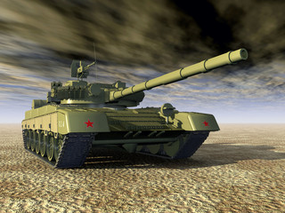 Russian Main Battle Tank