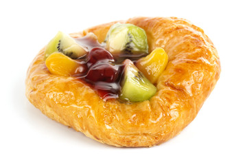 Fruit Danish pastry