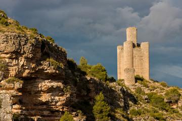 Torre De Los Alarconcillos. Alarcón. Cuenca. España