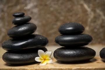 Stones&frangipani