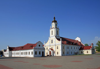 Jesuit Collegium building in Orsha