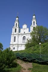 Saint Sophia Cathedral in Polotsk in Belarus