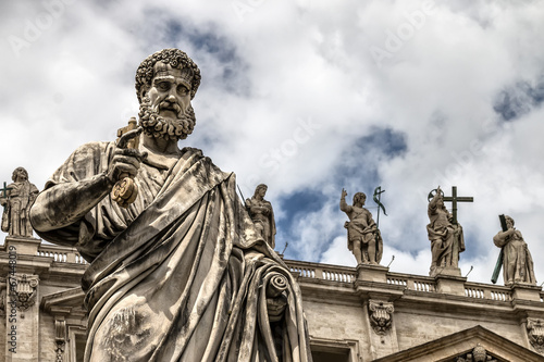 Statue of St. Peter - 67448019