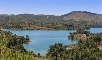 Oymapinar at Manavgat river