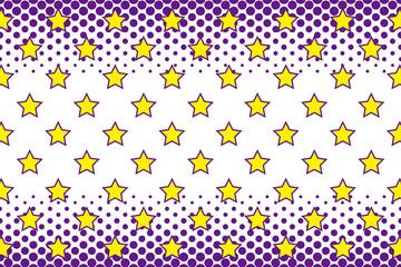背景素材壁紙(星, 星の模様, 星模様, スター, 星の図柄, 文字入れ用, ドット模様, 水玉模様)
