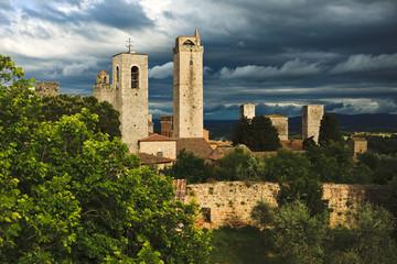 Toscana - San Gimignano
