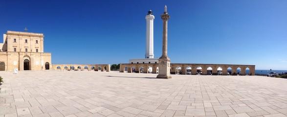 Santa Maria di Leuca (Le), cattedrale e faro
