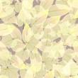 Transparent Autumn Leaves. plus EPS10