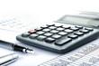 Taschenrechner Füller auf Tabelle - 67453441