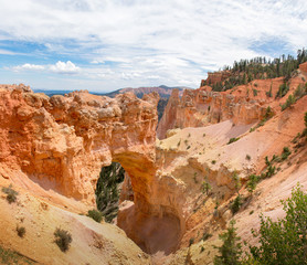 Amerika Bryce Canyon Natural Bridge