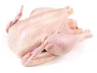 Rohes Hähnchen