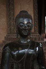 Buddha image at Wat Phra Keaw