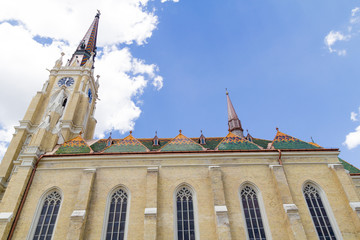 Catholic cathedral in Novi Sad