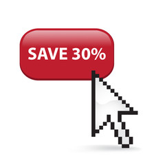 Save Thirty Percent Click