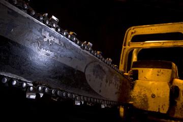 Big Chainsaw Blade