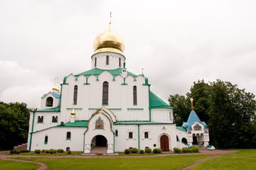 Cathedral of Our Lady Feodorovkaya, Tsarskoe Selo