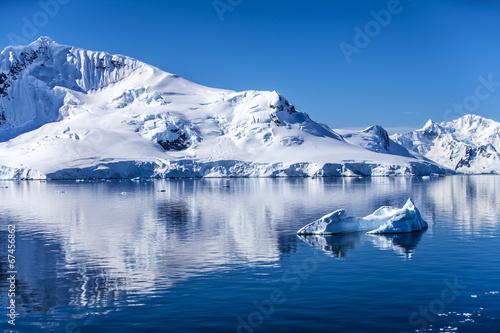 Aluminium Antarctica Antarctica Landscape-7