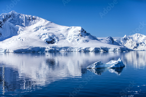 Fotobehang Antarctica Antarctica Landscape-7