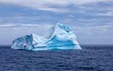 Iceberg sphynx in Antarctica-2