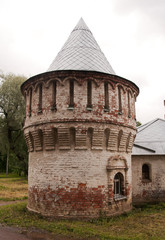 Feature of the Feodorovsky settlement, Zarskoe, Russia