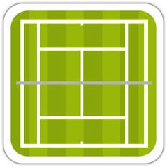 Icône tennis