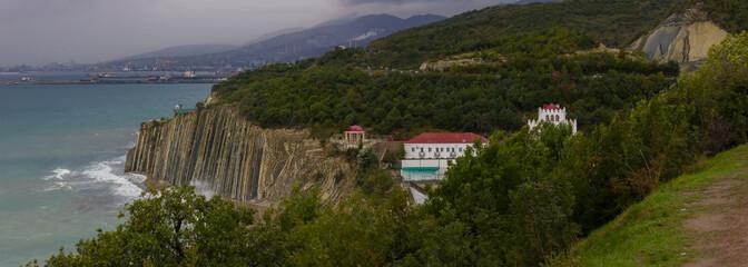 Coastline of the Black Sea