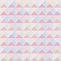 Colorful triangle background14