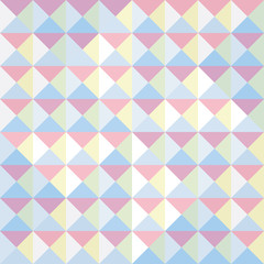 Colorful triangle background13