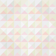 Colorful triangle background17