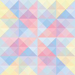 Colorful triangle background9
