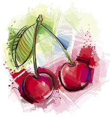 Cherry art