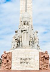 Freedom Monument in Riga, Latvia