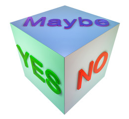 Yes, no and maybe on color cube