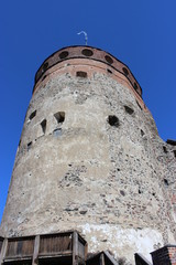 Olavinlinna tower