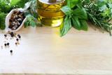 Fototapety herbs