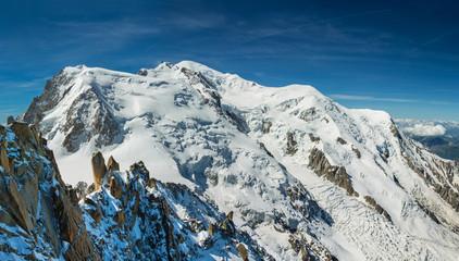 sommet du Mont Blanc FRANCE