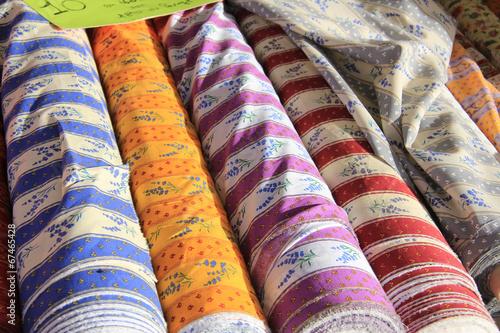 Provencal textile © Studio Porto Sabbia