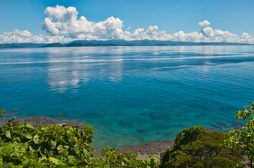 Blue Waters of Fiji